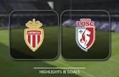 VIDEO Monaco vs Lille (Ligue 1) Highlights