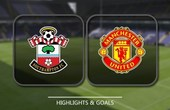 VIDEO Southampton 0 - 1 Manchester United (Premier League) Highlights