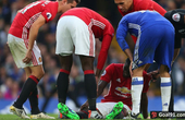 Jose Mourinho delivers worrying Man Utd injury news, bad day at Chelsea gets worse