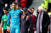 (Photo) Burnley show magic of FA Cup is still alive with brilliant gesture