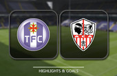 VIDEO Toulouse vs AC Ajaccio (Play-offs 1/2) Highlights