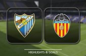 VIDEO Malaga vs Valencia (La Liga) Highlights