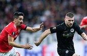 VIDEO Eintracht Frankfurt vs Benfica (Europa League) Highlights