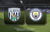 VIDEO West Bromwich Albion 1 - 2 Manchester City (League Cup) Highlights