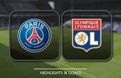 VIDEO Paris Saint Germain 2 - 0 Lyon (Ligue 1) Highlights
