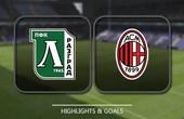 VIDEO Ludogorets Razgrad vs AC Milan (UEFA Europa League) Highlights