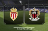 VIDEO Monaco vs Nice - (Ligue 1) Highlights