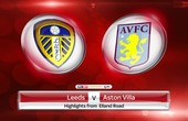 VIDEO Leeds 2-0 Aston Villa (Championship) Highlights