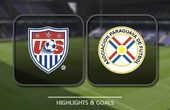 VIDEO USA vs Paraguay (Friendlies) Highlights