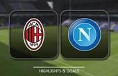 VIDEO AC Milan vs SSC Napoli (Serie A) Highlights