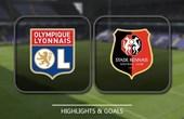 VIDEO Lyon vs Rennes (Ligue 1) Highlights