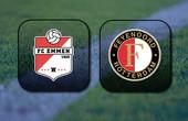 VIDEO FC Emmen vs Feyenoord (Eredivisie) Highlights