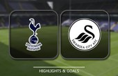 VIDEO Tottenham Hotspur 0 - 0 Swansea City (Premier League) Highlights
