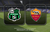VIDEO Sassuolo vs Roma (Serie A) Highlights