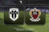 VIDEO Angers vs Nice (Ligue 1) Highlights