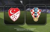 VIDEO Turkey 1 - 0 Croatia (WC Qualification Europe) Highlights