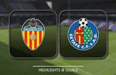 VIDEO VIDEO Valencia vs Getafe (La Liga) Highlights