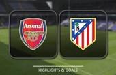 VIDEO Arsenal vs Atletico Madrid (UEFA Europa League) Highlights