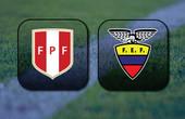VIDEO Peru vs Ecuador (Friendly International) Highlights