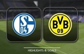 VIDEO Schalke 04 vs Borussia Dortmund (Bundesliga) Highlights