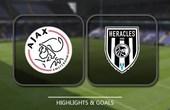 VIDEO Ajax vs Heracles (Eredivisie) Highlights