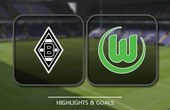 VIDEO Borussia Moenchengladbach vs Wolfsburg (Bundesliga) Highlights