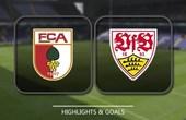 VIDEO Augsburg vs VfB Stuttgart (Bundesliga) Highlights
