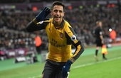 (Video) West Ham 1-5 Arsenal: Stunning Alexis Sanchez hat-trick leads Gunners to crucial win