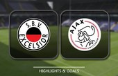 VIDEO Excelsior vs Ajax (Eredivisie) Highlights