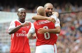 VIDEO Arsenal 4-2 AC Milan (Legends - Friendly) Highlights