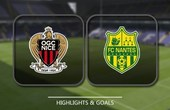 VIDEO Nice vs Nantes (Ligue 1) Highlights