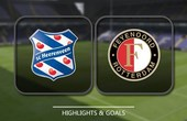 VIDEO SC Heerenveen vs Feyenoord (Eredivisie) Highlights