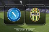 VIDEO SSC Napoli vs Hellas Verona (Serie A) Highlights