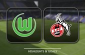 VIDEO Wolfsburg vs FC Cologne (Bundesliga) Highlights