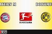 VIDEO Bayern München vs Borussia Dortmund – Highlights -