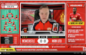'Let Harry Potter f* him up!' - Shelvey trolled by United fan