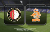 VIDEO Feyenoord vs Netherlands Legends - (International Friendlies) Highlights