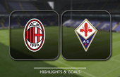 VIDEO AC Milan vs Fiorentina (Serie A) Highlights