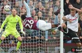 Jonathan Kodjia's golazo as Aston Villa beat Fulham 1-0 (Official Video)