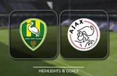 VIDEO ADO Den Haag 1 - 1 Ajax (Eredivisie) Highlights