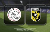 VIDEO Ajax 1 - 2 Vitesse (Eredivisie) Highlights