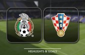 VIDEO Mexico vs Croatia (Friendlies) Highlights