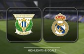 VIDEO Leganes vs Real Madrid (La Liga) Highlights