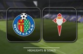 VIDEO VIDEO Getafe vs Celta Vigo (La Liga) Highlights