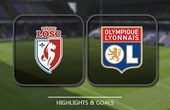 VIDEO Lille vs Lyon (Ligue 1) Highlights