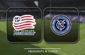 VIDEO New England Rev. vs New York City FC (MLS) Highlights