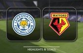 VIDEO Leicester City vs Watford (Premier League) Highlights