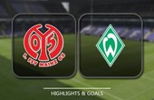 VIDEO Mainz 05 vs Werder Bremen (Bundesliga) Highlights