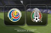 VIDEO Costa Rica 1 - 1 Mexico (WC Qualification CONCACAF) Highlights