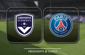 VIDEO Bordeaux vs Paris Saint Germain (Ligue 1) Highlights